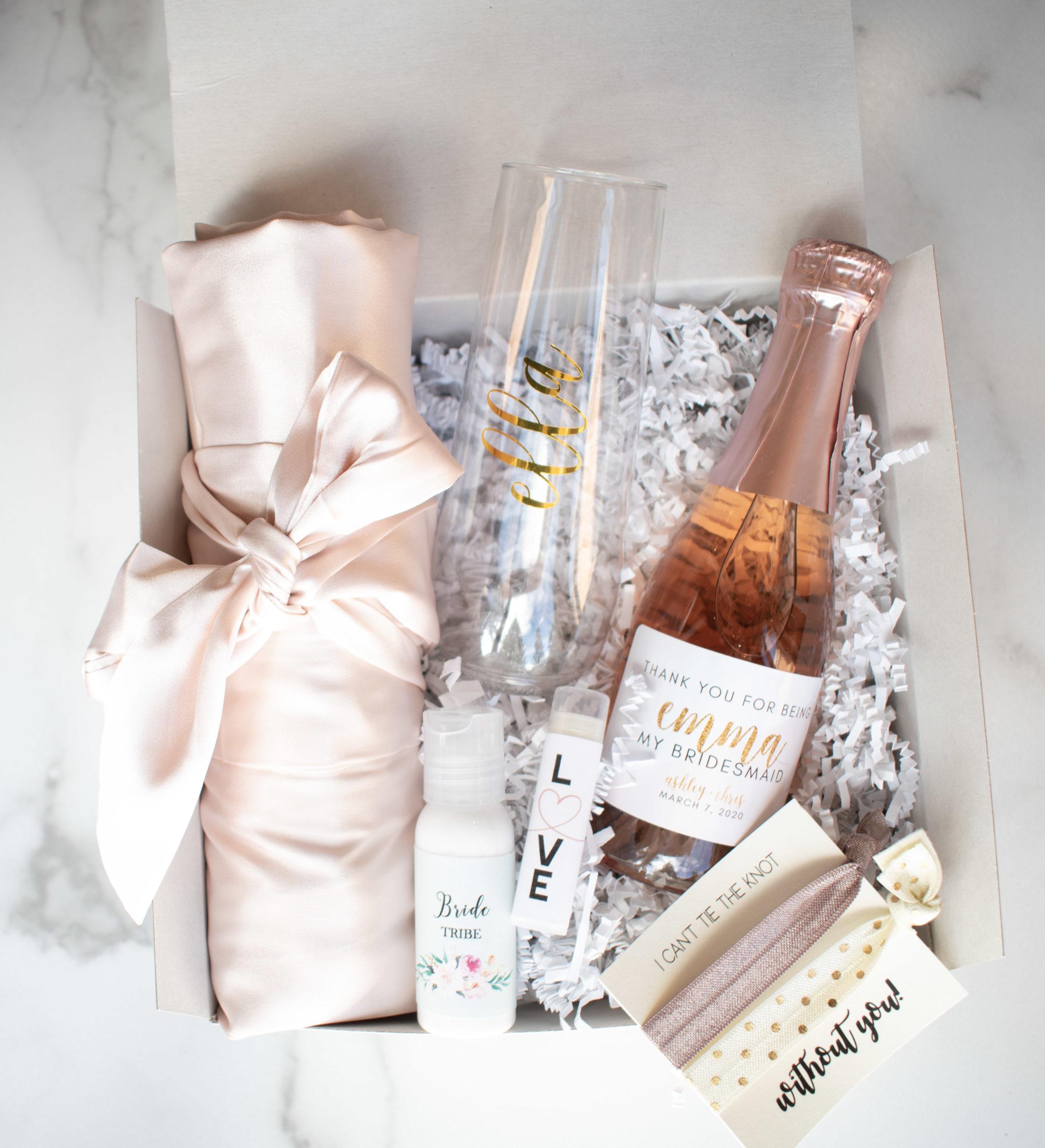 Wedding Day Proposal Box Mari Collective