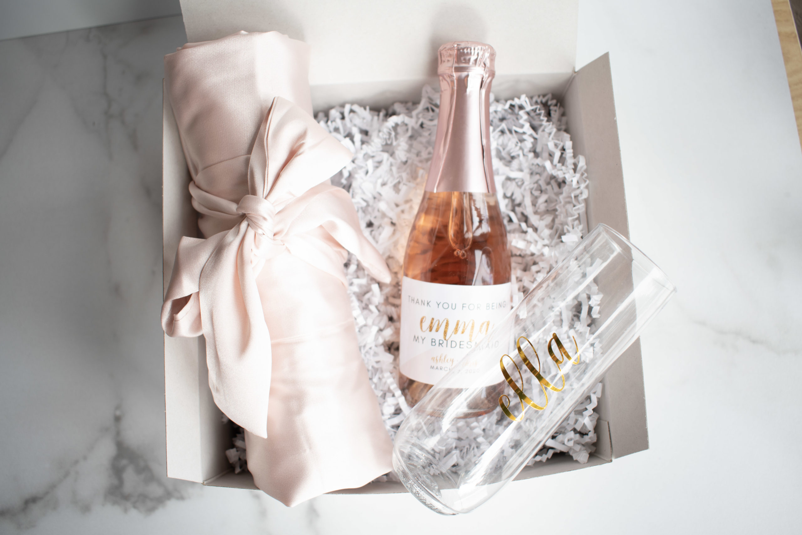 Pop The Question Bridesmaid Proposal Box Mari Collective
