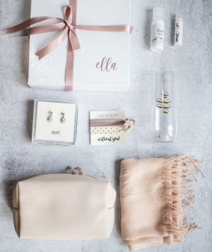Wedding Gift Set for Bridal Party