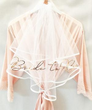 Bridal Party Veil