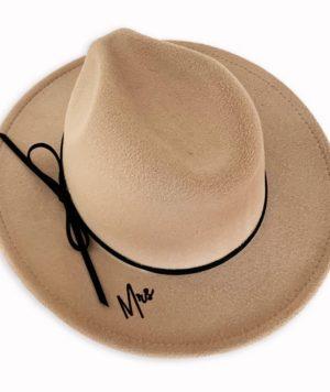 Wedding Party Fedora Hat