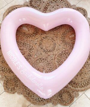 Bachelorette Party Heart Pool Floatie